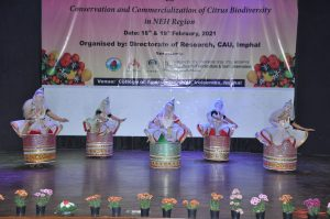 National Seminar on conservation and commercilaization of Citrus biodiversity in NEH region - 18-19 feb 2021